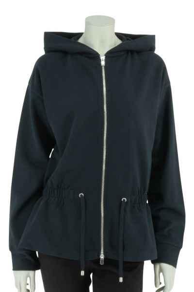 Fleece JKT Hood und Tailenband