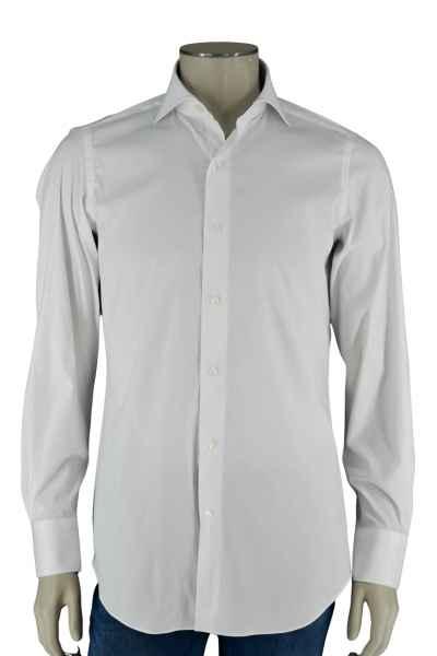 Finamore Toronto Hemd weiß